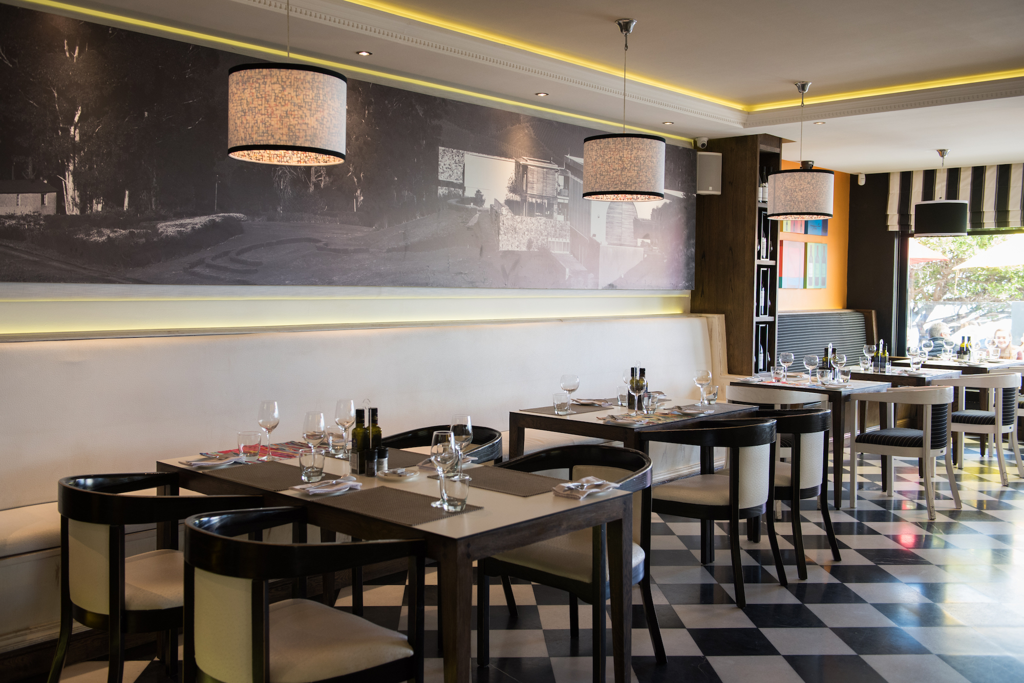 De Brasserie Resaturant Dining Room