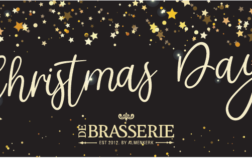Christmas Day at De Brasserie